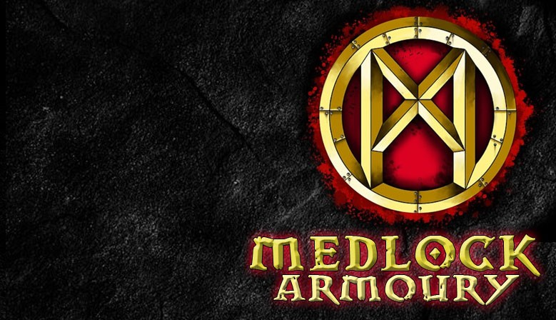 Medlock Armoury now available in store